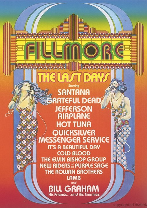 Fillmore: The Last Days Movie
