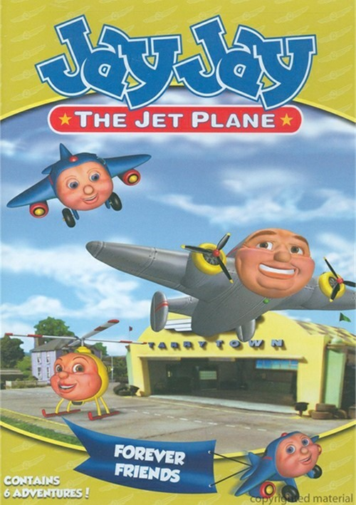 Jay Jay The Jet Plane: Forever Friends Movie