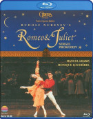 Romeo & Juliet Blu-ray