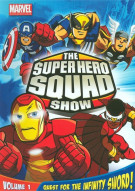 Super Hero Squad Show, The: Volume 1 Movie