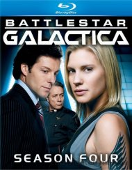 Battlestar Galactica (2004): Season 4 Blu-ray
