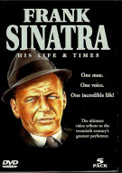 Frank Sinatra Box Set- His Life & Times Movie