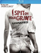 I Spit On Your Grave: Unrated (2010) Blu-ray