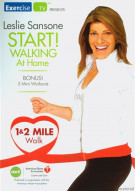 Leslie Sansone: Start! Walking At Home - 1 & 2 Mile Walk Movie