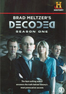 Brad Meltzers Decoded: Season 1 Movie