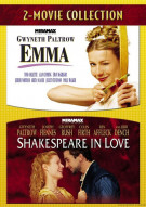 Emma / Shakespeare In Love (Double Feature) Movie