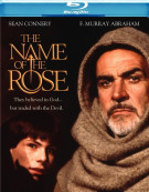 Name Of The Rose, The Blu-ray