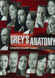 Greys Anatomy: The Complete Seventh Season Movie