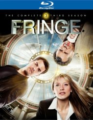Fringe: The Complete Third Season Blu-ray