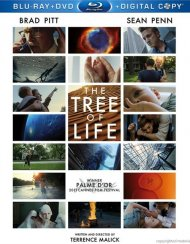 Tree Of Life, The (Blu-ray + DVD + Digital Copy) Blu-ray