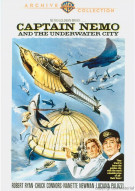 Captain Nemo And The Underwater City Movie
