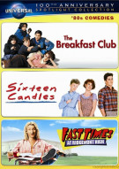 80s Comedies Spotlight Collection (The Breakfast Club / Sixteen Candles / Fast Times at Ridgemont High) Movie