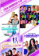 4 Film Favorites: Tween Romance Collection Movie