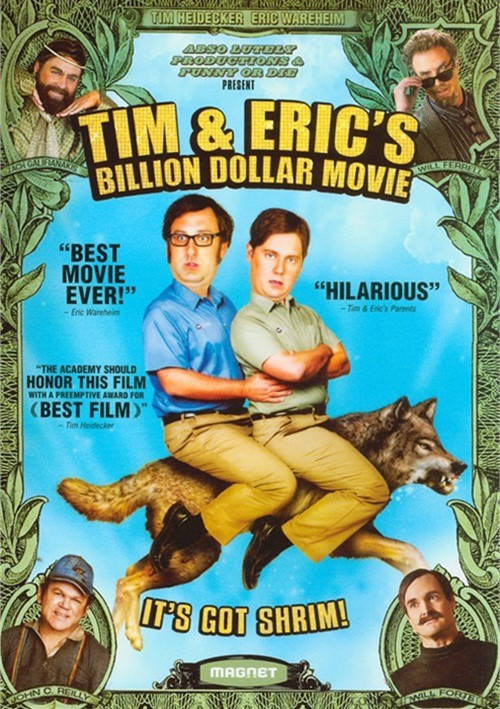 Tim And Erics Billion Dollar Movie Movie