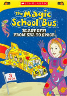 Magic School Bus, The: Blast Off! From Space To Sea (3 Pack) Movie