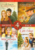 4 Film Holiday Movie Collection Movie