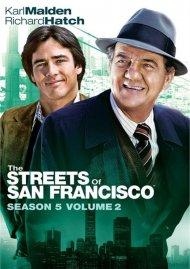 Streets Of San Francisco, The: Season 5 - Volume 2 Movie
