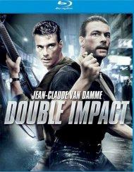 Double Impact Blu-ray