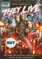 They Live: Collectors Edition Movie