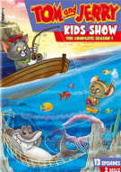 Tom And Jerry Kids Show: The Complete First Season Movie