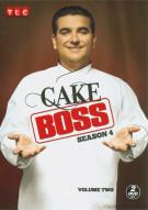 Cake Boss: Season 4 - Volume 2 Movie
