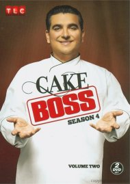 Cake Boss: Season 4 - Volume 2 Movie