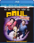 Paul (Blu-ray + Digital Copy + UltraViolet) Blu-ray