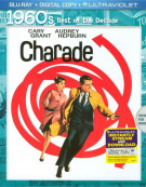 Charade (Blu-ray + Digital Copy + UltraViolet) Blu-ray