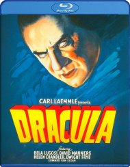 Dracula Blu-ray