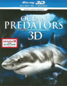 Ocean Predators 3D (Blu-ray 3D + Blu-ray) Blu-ray