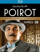 Agatha Christies Poirot: Series 10 Blu-ray
