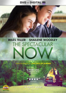 Spectacular Now, The (DVD + UltraViolet) Movie