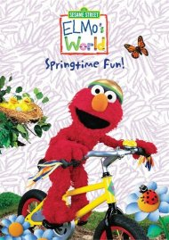 Elmos World: Springtime Fun! (DVD + Puzzle) Movie
