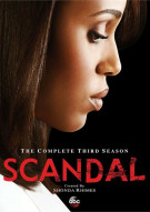 Scandal: The Complete Third Season Movie