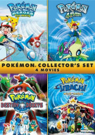 Pokemon Collectors Set Movie