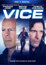 Vice (DVD + UltraViolet) Movie