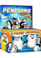 Penguins Of Madagascar: Limited Edition (with Penguin Toy) Movie