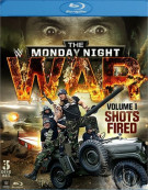 WWE: Monday Night War Vol. 1 - Shots Fired Blu-ray