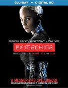Ex Machina (Blu-ray + UltraViolet) Blu-ray