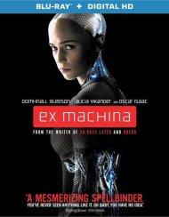 Ex Machina (Blu-ray + UltraViolet) Blu-ray