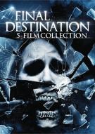 5 Film Collection: Final Destination Movie