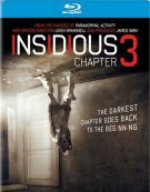 Insidious: Chapter 3 (Blu-ray + UltraViolet)  Blu-ray