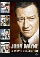 John Wayne 4-Pack Movie