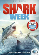 Sharkweek: Jawsome Encounters (DVD + UltraViolet) Movie