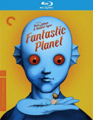 Fantastic Planet: The Criterion Collection (Blu-Ray) Blu-ray