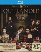 Outlander: Season 2 Blu-ray