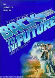 Back To The Future: The Trilogy (Fullscreen) Movie