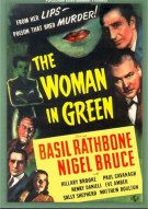 Woman In Green, The Movie