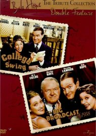 College Swing / The Big Broadcast Of 1938: Bob Hope Tribute Collection Movie