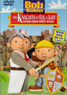 Bob The Builder: The Knights Of Fix-A-Lot Movie
